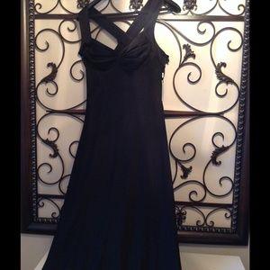 NWT Calvin Klein Gown.